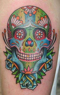 crane mexicain tattoo