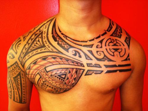 Le Tatouage Maorie Tatouage Maori Sur Modele2tatouage Com
