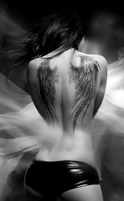 les ailes de l'ange