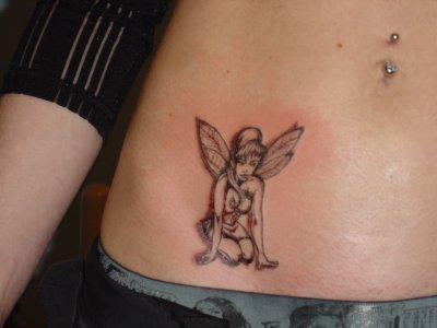 tatouage elfe femme