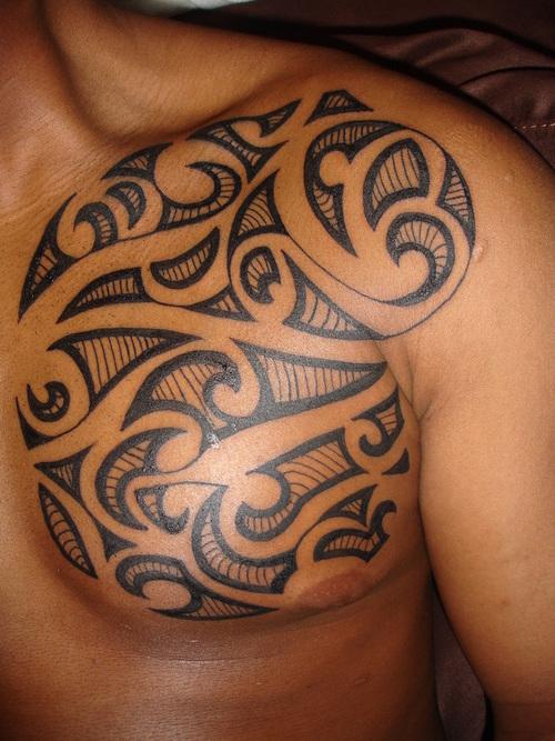 Tatouage Maori Torse Tatouage Maori Sur Modele2tatouage Com