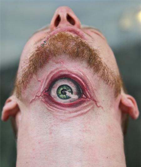 tatouage oeil